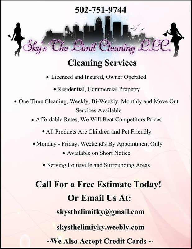 the limit cleaning performs numerous residential cleaning services